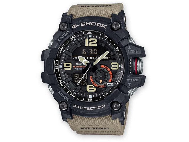 CASIO G-SHOCK GG-1000-1A5ER Watch Men brown/beige/black